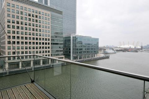 2 bedroom apartment to rent - Discovery Dock West, South Quay Square, London, E14