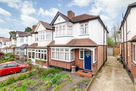 3 bedroom semi-detached house for sale - Hillcross Avenue, Morden, Surrey, SM4