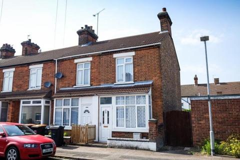 2 bedroom end of terrace house to rent - Howard Street, Kempston
