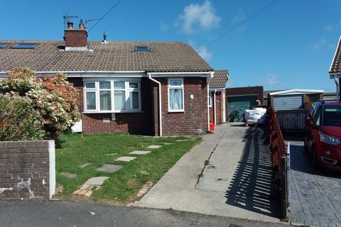 4 bedroom semi-detached bungalow for sale - Tudor Drive Bridgend Bettws CF32 8YE