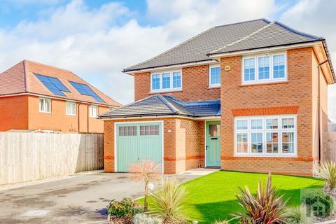 4 bedroom detached house for sale - Wentwood Crescent, Clayton-le-Woods, PR25 5PR