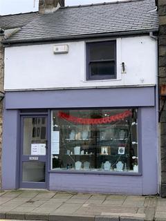 Retail property (high street) to rent - Gaol Street, Pwllheli, Gwynedd, LL53
