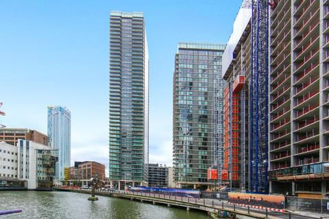 Studio for sale - Landmark Tower, Marsh Wall, Canary Wharf, London, E14 9BT