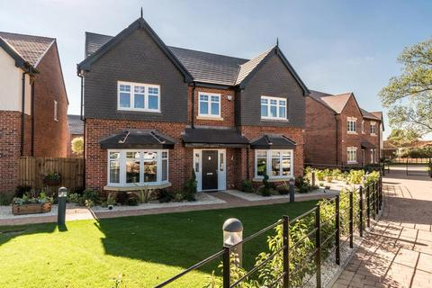 5 bedroom detached house for sale - Plot 74, Kedleston at Hackwood Park, Radbourne Lane DE3