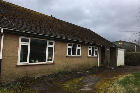 3 bedroom detached bungalow for sale - Green Acres, Tower Hill Road, Brown Lees, Biddulph
