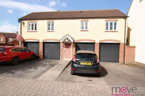 2 bedroom coach house to rent - Chivenor Way Kingsway, Gloucester