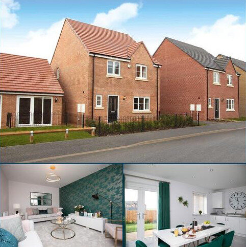4 bedroom detached house for sale - Plot 20, The Mylne at Cayton Reach, The Boulevard, Middle Deepdale, Scarborough YO11
