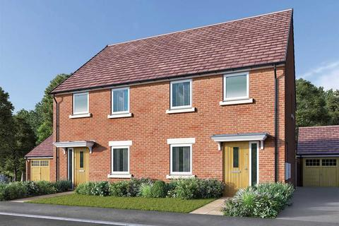 3 bedroom end of terrace house for sale - Plot 86, The Winkburn at Wilford Fields, Wilford Lane, West Bridgford, Nottinghamshire NG2