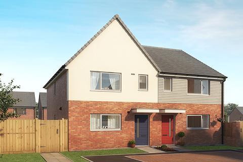 3 bedroom house - Plot 76, The Leathley at Bucknall Grange, Stoke on Trent, Eaves Lane, Bucknall ST2