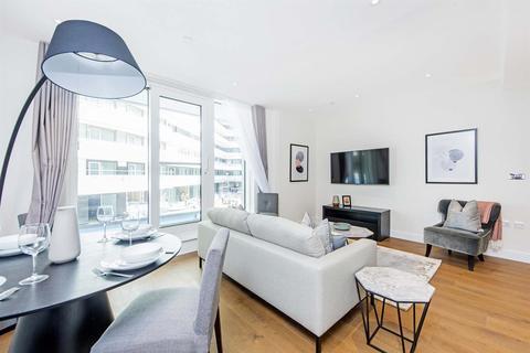 1 bedroom apartment to rent - Altissima House, Chelsea Bridge Wharf ,London, SW11