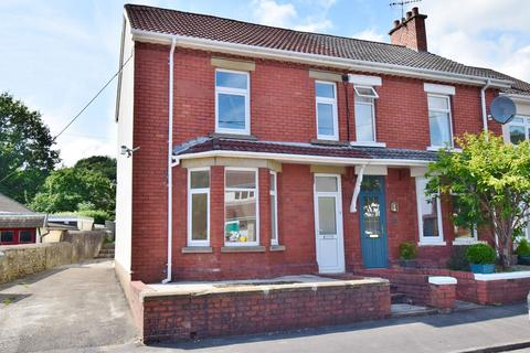 3 bedroom semi-detached house for sale - The Crescent, Machen, Caerphilly, CF83