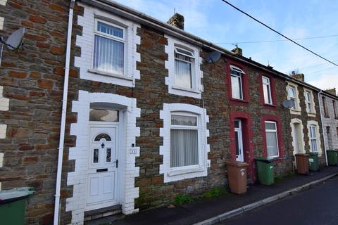 3 bedroom terraced house for sale - Park Terrace, Senghenydd, Caerphilly, CF83
