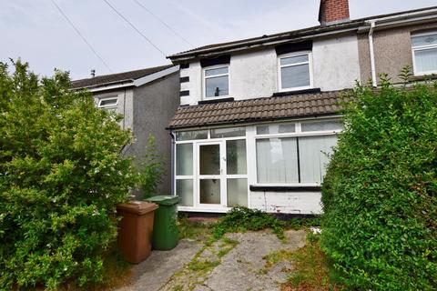 3 bedroom semi-detached house for sale - Derwendeg Avenue, Cefn Hengoed, Hengoed, CF82