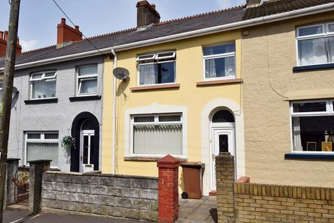 3 bedroom terraced house for sale - Glebe Street, Bedwas, Caerphilly, CF83