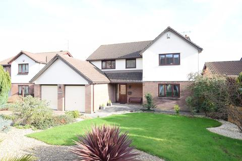 4 bedroom detached house for sale - Primrose Court, Ty Canol, Cwmbran, NP44