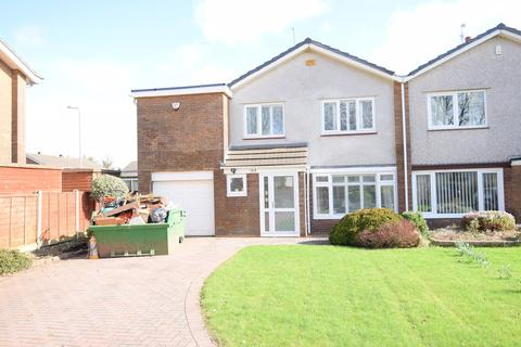 4 bedroom semi-detached house for sale - The Highway, Croesyceiliog, Cwmbran, NP44