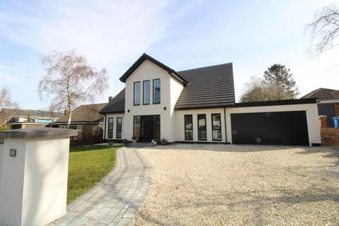5 bedroom detached house for sale - Errington Road, Darras Hall, Newcastle Upon Tyne, Northumberland