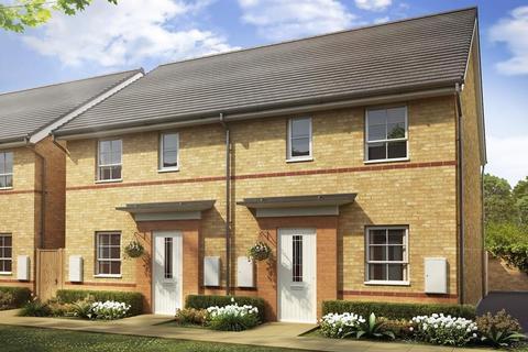 3 bedroom terraced house for sale - Plot 74, FOLKESTONE at Alexander Gate, Waterloo Road, Hanley, STOKE-ON-TRENT ST1