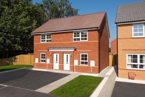 2 bedroom end of terrace house for sale - Plot 420, Kenley at South Fields, Stobhill, Morpeth, MORPETH NE61