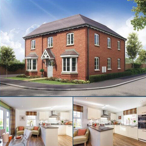 4 bedroom detached house for sale - Plot 27, EDEN at KEEPERS MEADOW, Stockton Road, Long Itchington, SOUTHAM CV47