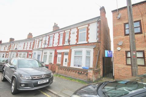 3 bedroom terraced house to rent -  Almond Street,  Derby, DE23