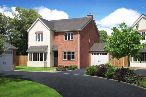 4 bedroom detached house for sale - Plot 7, Chelwood View, Crew Green, Shrewsbury, SY5