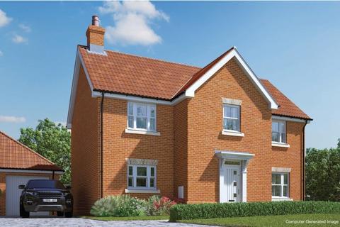 4 bedroom detached house for sale - Newlands, London Road, Attleborough