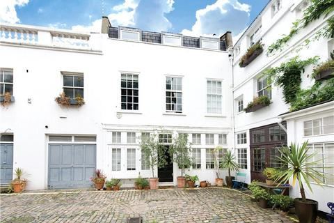 4 bedroom mews to rent - Sussex Mews West, Lancaster Gate, London, W2