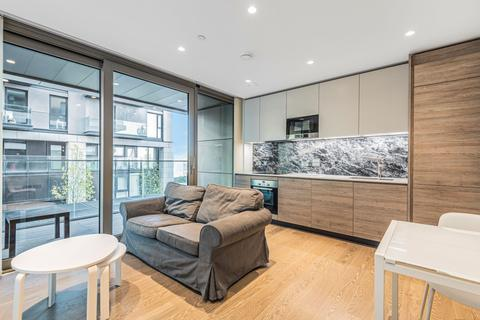 Studio to rent - The Lighterman, Pilot Walk, Lower Riverside, Greenwich Peninsula, SE10