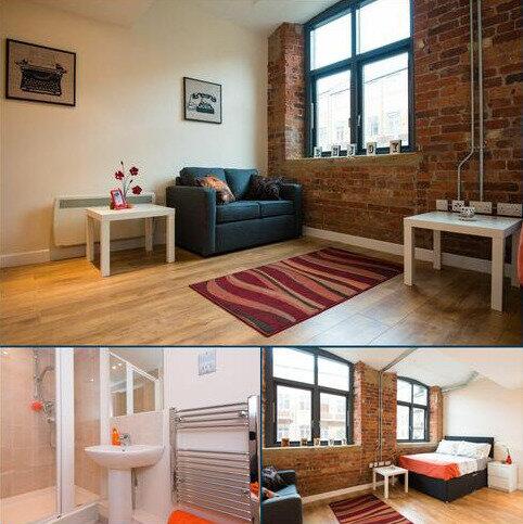 Studio to rent - East Street Leeds LS9