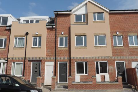 4 bedroom terraced house to rent -  Woodland Road,  Leicester, LE5