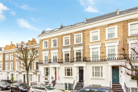 5 bedroom terraced house to rent - Courtnell Street, Notting Hill, W2