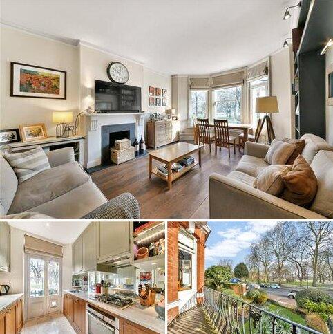 3 bedroom apartment to rent - Albert Mansions, Albert Bridge Road, London, SW11