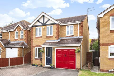 3 bedroom detached house for sale - Orchid Road, Lincoln, LN5
