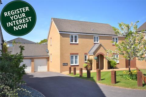 4 bedroom detached house for sale - The Fairways, Exeter, Devon