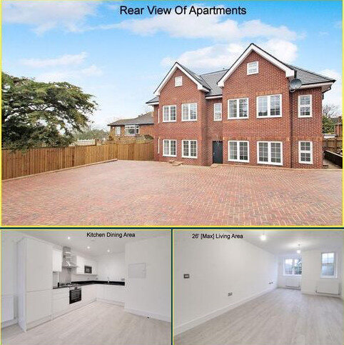 1 bedroom apartment to rent - Rectory Park, Sanderstead, South Croydon