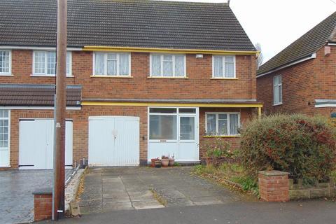 3 bedroom detached house for sale - Vincent Road, Sutton Coldfield