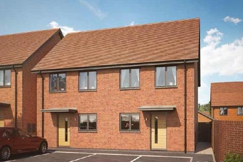 2 bedroom semi-detached house for sale - Hansford Park, Houlton, Rugby