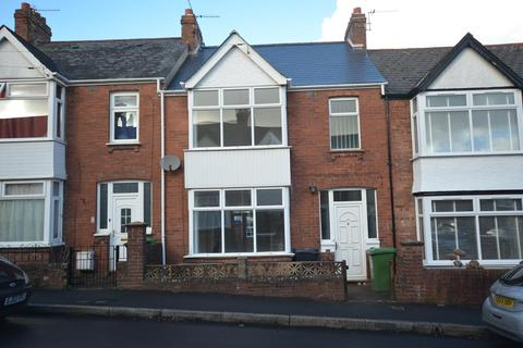 3 bedroom terraced house to rent - Wyndham Avenue, Exeter, EX1 2PQ