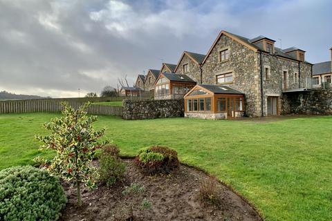 4 bedroom townhouse for sale - 6 Burnside Steading Old Greenock Road, Langbank