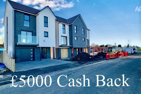 4 bedroom townhouse for sale - Plot 6, Park Lane, Fairmuir Road, Dundee