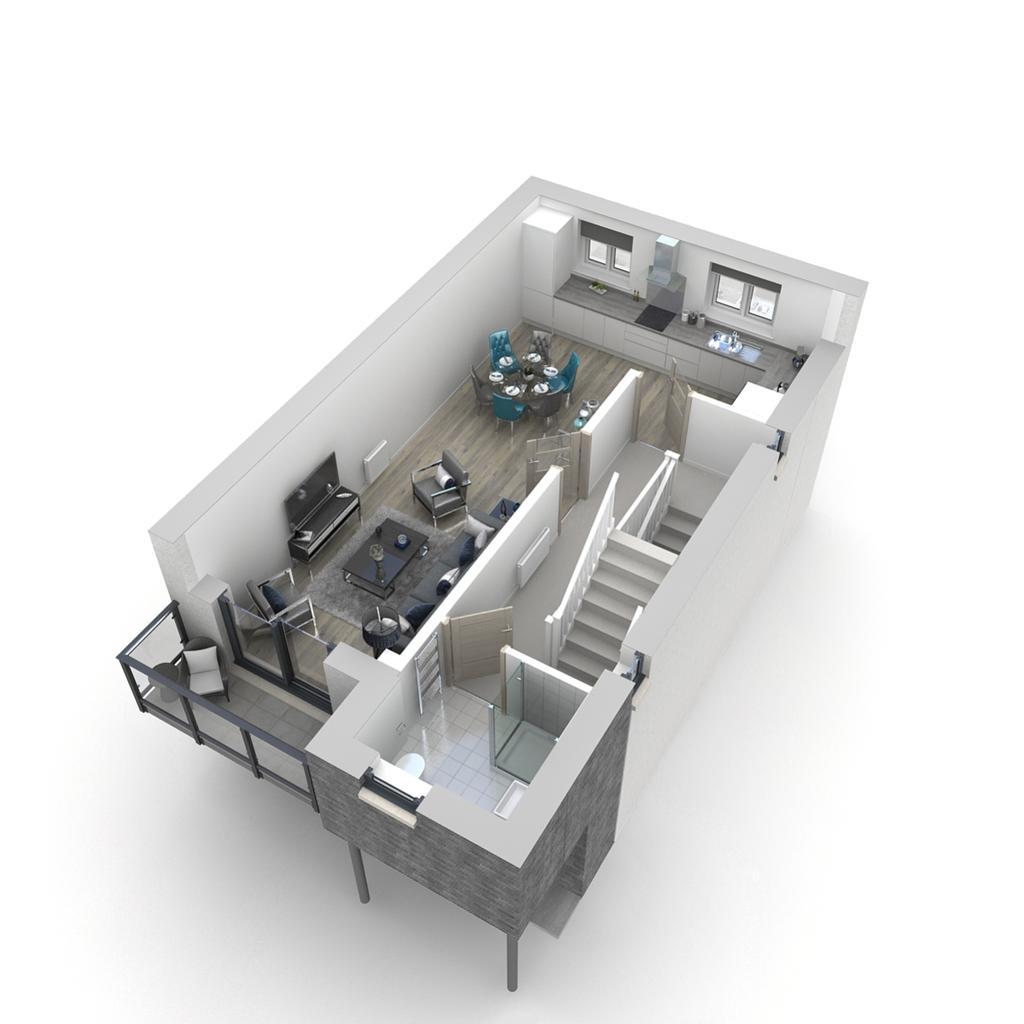 First Floor Grey
