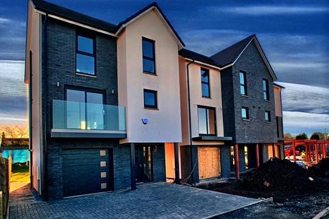 4 bedroom townhouse for sale - Plot 7, Park Lane, Fairmuir Road, Dundee