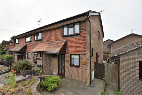 2 bedroom end of terrace house to rent - Steyne Road, Seaford, BN25 1QJ