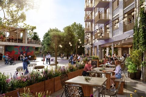 2 bedroom flat for sale - Apartments W.75, 1 Ashley Road, Tottenham Hale, N17