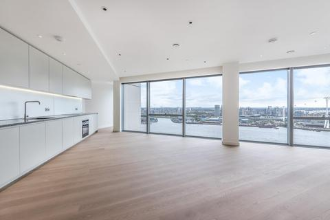 1 bedroom apartment to rent - No.1, Upper Riverside, Cutter Lane, Greenwich Peninsula, SE10