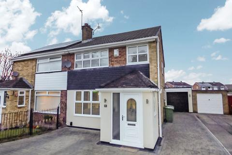 3 bedroom semi-detached house for sale - Maria Drive, Fairfield, Stockton-on-Tees, Cleveland, TS19 7JN