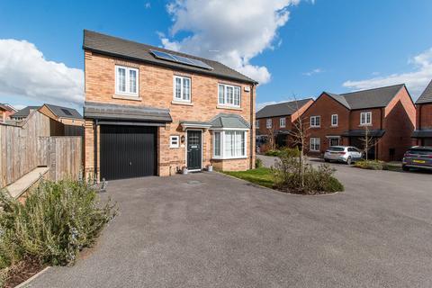 4 bedroom detached house for sale - Tissington Drive, Waverley