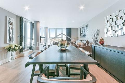 3 bedroom apartment to rent - Jellicoe House, St George Wharf, London