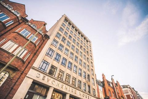 Studio to rent - Devonshire House, Birmingham City Centre